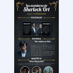 Infografía Sherlock Ort