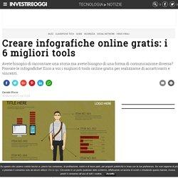 I migliori 6 tools per creare infografiche online gratis