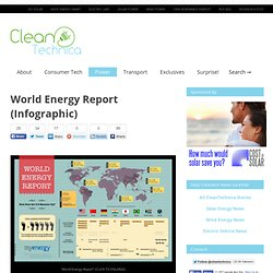 World Energy Report (Infographic)