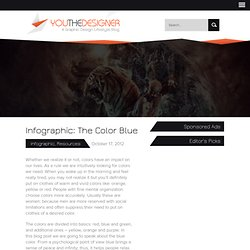 Infographic: The Color Blue