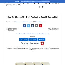 How to Choose the Best Packaging Tape