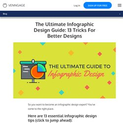 10 Infographic Design Cheat Sheets