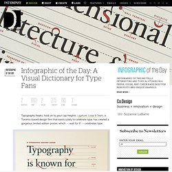 Infographic of the Day: A Visual Dictionary for Type Fans | Co.Design