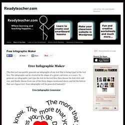 Free Infographic Generator