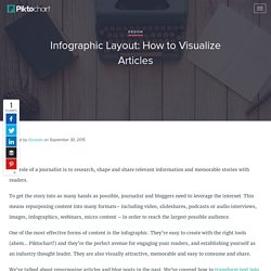 Infographic Layout: How to Visualize Articles
