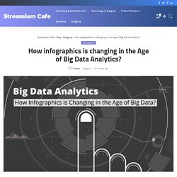 How infographics is changing in the Age of Big Data Analytics