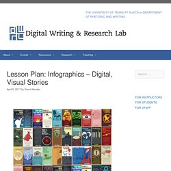 Lesson Plan: Infographics – Digital, Visual Stories – The Digital Writing & Research Lab