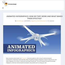Animated Infographics: How Do They Work and What Makes Them Effective? - The Content Wrangler