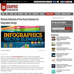 Free Infographics Design Vector Elements