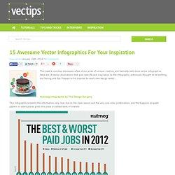 Vector inspirational – Infographics