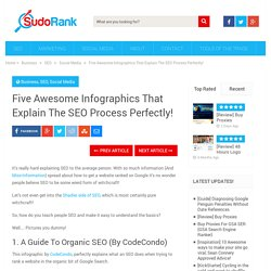 Five Awesome Infographics That Explain The SEO Process Perfectly!