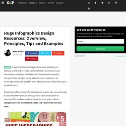 Huge Infographics Design Resources: Overview, Principles, Tips and Examples