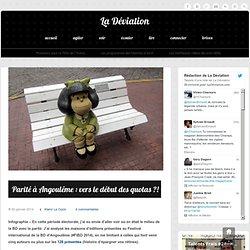 Infographie - Parité à Angoulême