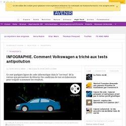 INFOGRAPHIE. Comment Volkswagen a triché
