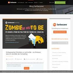 [Infographie] Ne finissez pas en Zombie de l'emailing !Blog de Sarbacane Software