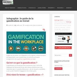 Infographie : le guide de la gamification au travail