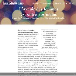Infographie féministe - Les Glorieuses