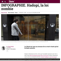INFOGRAPHIE. Hadopi, la loi zombie