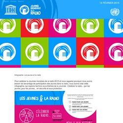 Infographie: Les jeunes et la radio