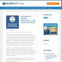 Infographie - Marque Employeur : il est temps d'e-penser