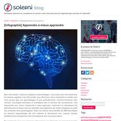 [Infographie] Apprendre à mieux apprendre - le blog de Solerni – plateforme de MOOCs