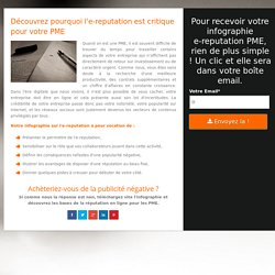Infographie-e-reputation-pme-veille - OXY GREY