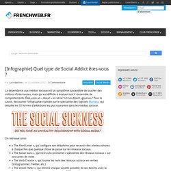 [Infographie] Quel type de Social Addict êtes-vous ?