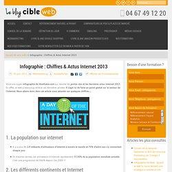 Infographie : Chiffres & Actus Internet 2013