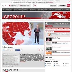 Infographies - rts.ch - émissions - geopolitis - les liens