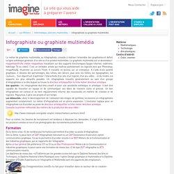 Infographiste ou graphiste multimédia