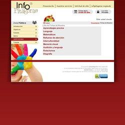 www.infopitagoras.com - Adaptaciones curriculares lecto-escritura programas educativos personalizados refuerzo educativo