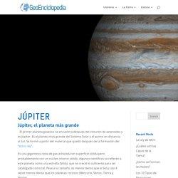 Júpiter - Información y Características