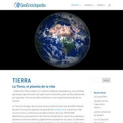 Tierra - Información y Características - Geografía