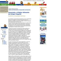 Centro de Información al Consumidor de Amaranto