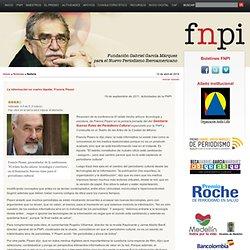 La información se vuelve líquida: Francis Pisani