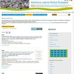 Biblioteca virtual europea | Información e investigación europeas