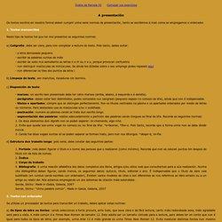Información presentación