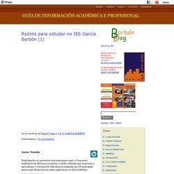 GUÍA DE INFORMACIÓN ACADÉMICA E PROFESIONAL