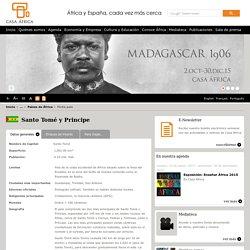 Información sobre Santo Tomé y Principe