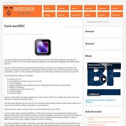 Vincenzo Carcione – Webmaster, Informatico, Grafico Pubblicitario