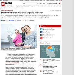 Zu wenig Informatikunterricht: Schulen bereiten nicht auf digitale Welt vor - Familie