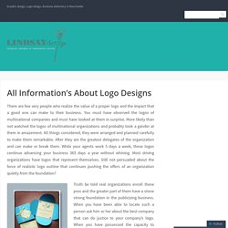 All Information's About Logo Designs