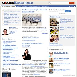 Small Business Finance - Business and Finance,Small Business Financing,Finance for Small Business Owners, Entrepreneurs, Education