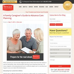 Information about Advanced Care Planning
