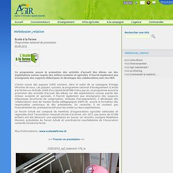 Agence d'information agricole romande