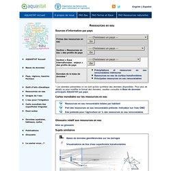 AQUASTAT - Système d'information de la FAO sur l'eau et l'agriculture