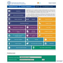 AQUASTAT - FAO's Information System on Water and Agriculture