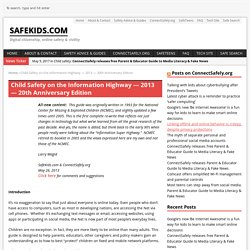 Child Safety on the Information Highway — 2013 — 20th Anniversary Edition
