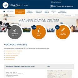 UK Visa Information - UAE - Visa Application Centre