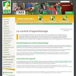 Information sur le contrat d'apprentissage